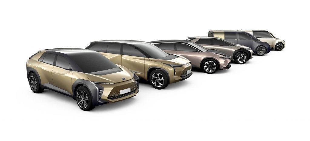 Toyota desvela cómo serán sus nuevos coches eléctricos
