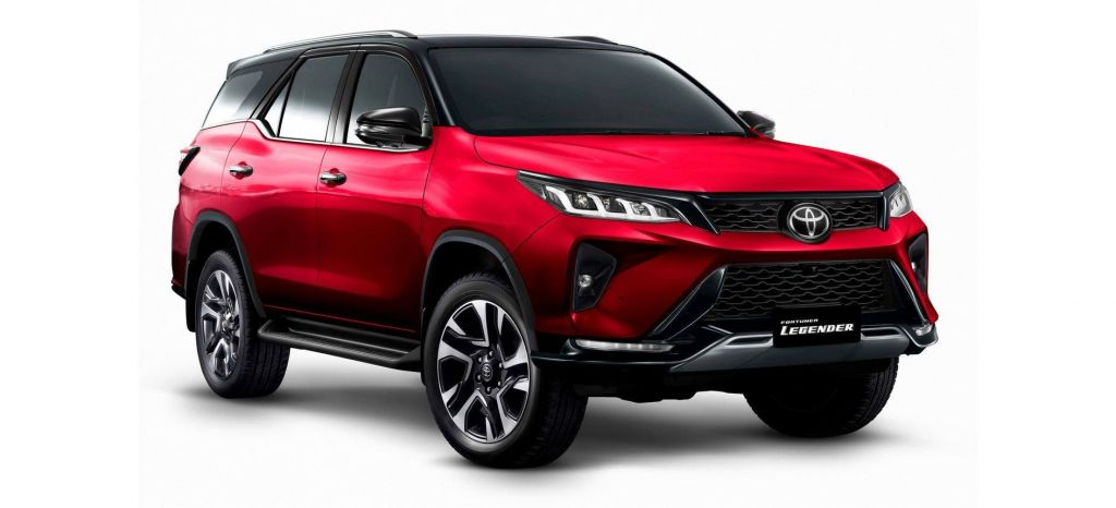Toyota Fortuner 2020 34 thumbnail