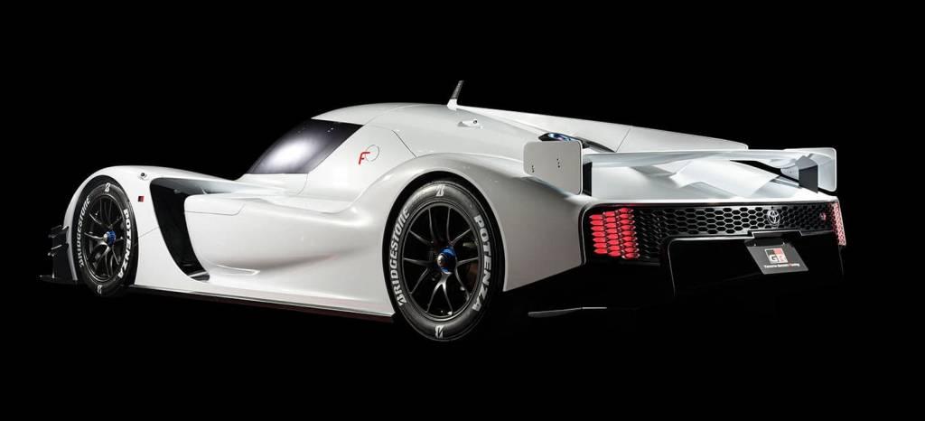 640.000 euros: el precio a pagar por el Toyota GR Super Sport, el archienemigo del Mercedes-AMG Project One