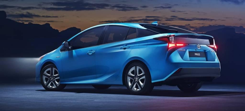 Híbrido y con opción 4×4: el Toyota Prius 2019 llega a España y ya sabemos su precio