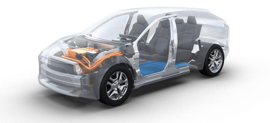 Toyota y Subaru crearán conjuntamente coches eléctricos: electrificación Toyota, tracción total Subaru