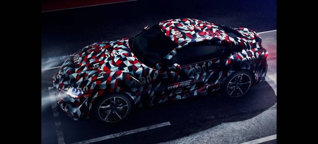 El Toyota Supra estará en Goodwood y lo hará ¡en versión de producción!