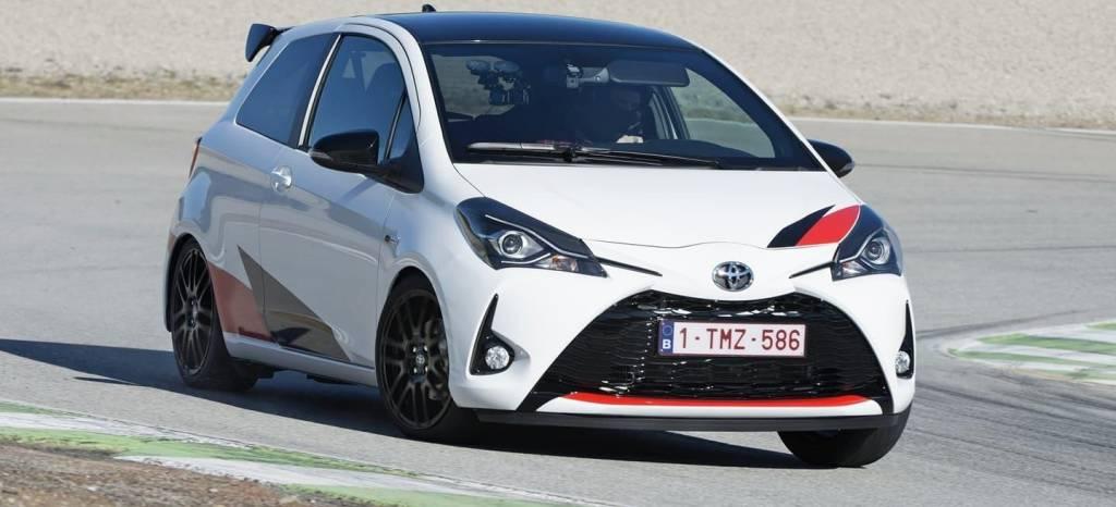 Toyota debería lanzar (y seguro lanzará) un compacto deportivo