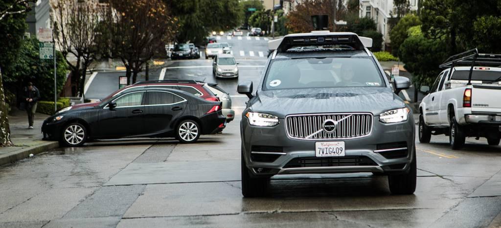 Volvo confirma el accidente mortal y que no fue culpa del coche autónomo de Uber