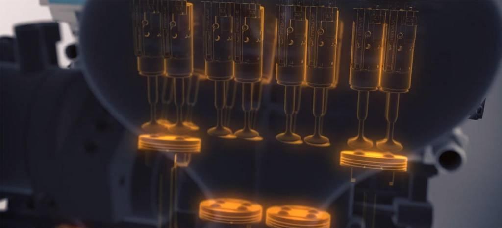Aprende en 5 minutos de vídeo cómo funciona el increíble motor sin árbol de levas de Koenigsegg