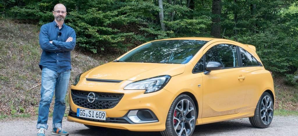 Prueba en vídeo del nuevo Opel Corsa GSI: comportamiento, prestaciones y buen precio con descuentos