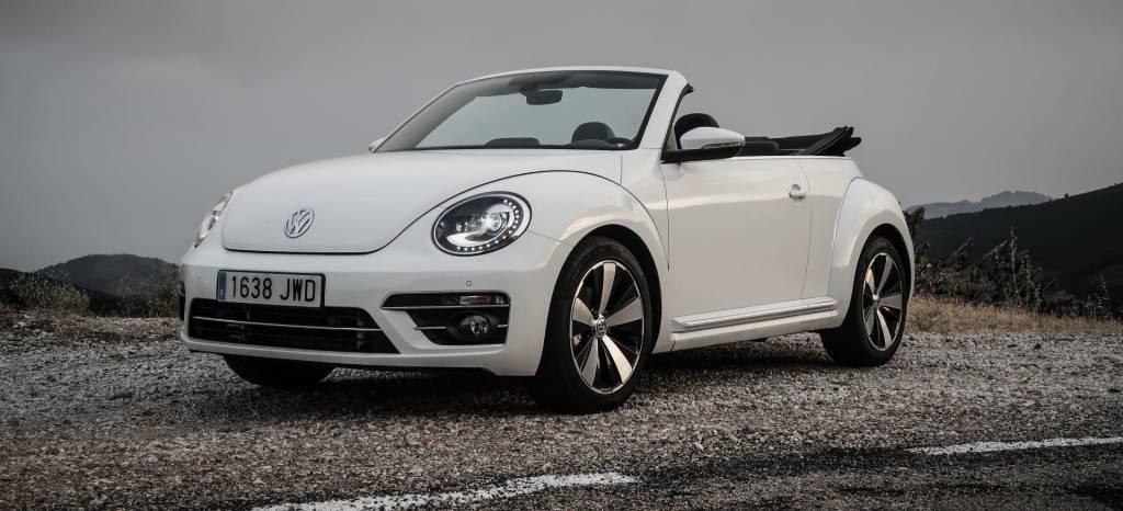 Volkswagen Beetle Cabrio a prueba: ¿por qué un compacto descapotable diésel puede ser tu coche?
