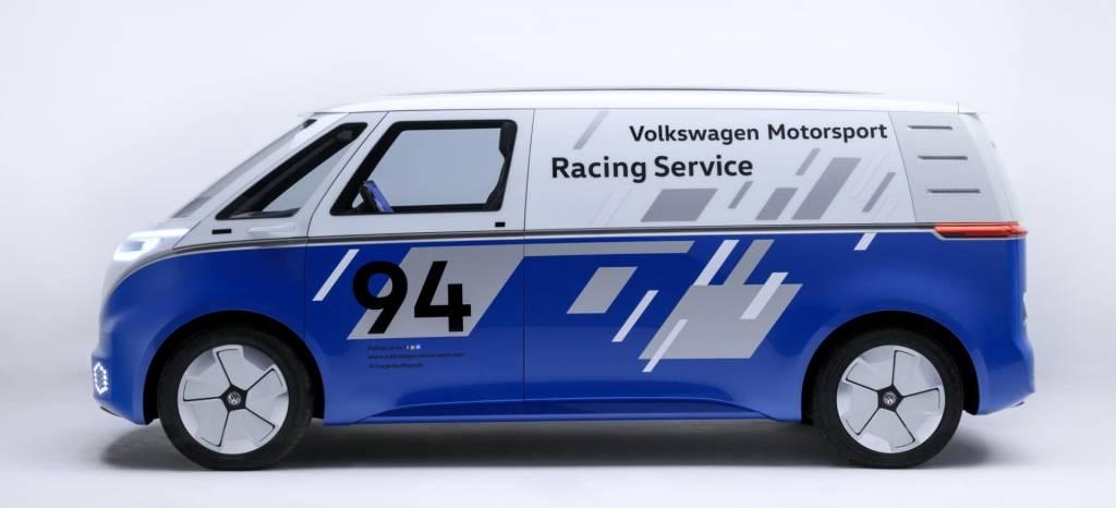Volkswagen nos enseña su nueva furgoneta eléctrica, el vehículo de reparto en la era del coche eléctrico