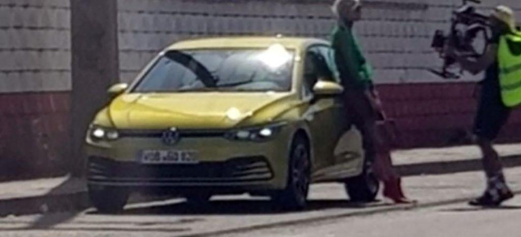 ¡Cazado! Saluda al nuevo Volkswagen Golf totalmente al descubierto