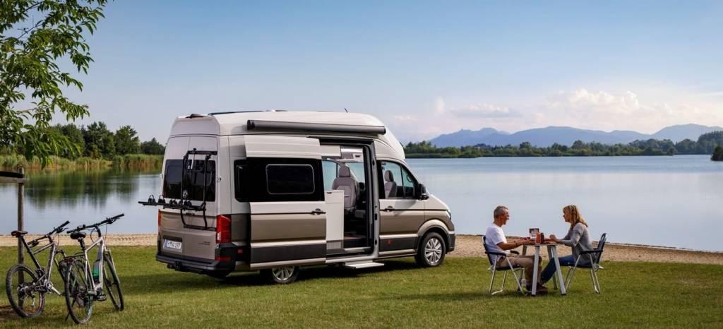 Volkswagen Grand California: no busques más, esta es la súper camper definitiva (+12 fotos)