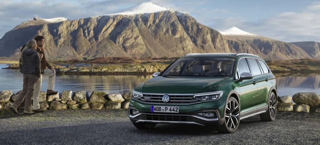 El Volkswagen Passat Alltrack es el coche para aquellos que reniegan de SUVs como el Volkswagen Tiguan o el Peugeot 3008