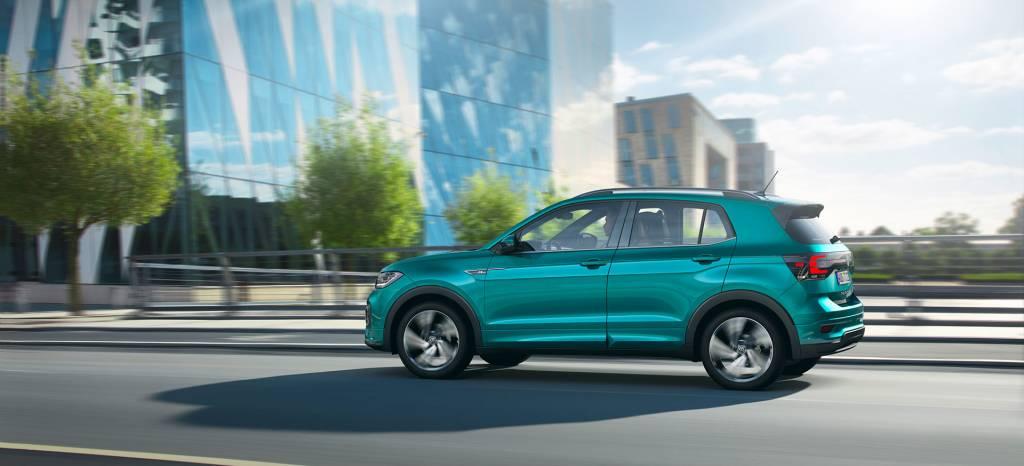 Volkswagen T-Cross, primer contacto: cara a cara, en Amsterdam, con el nuevo coche de Volkswagen [Vídeo]