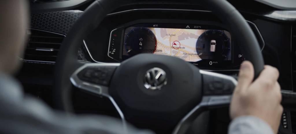 El Volkswagen T-Cross, el hermano del SEAT Arona, se deja ver en vídeo antes de su presentación