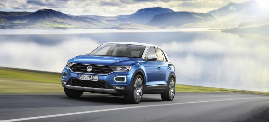 Volkswagen tiene cerca de 240 Volkswagen T-Roc en stock y la gran mayoría con el motor diésel de 115 CV