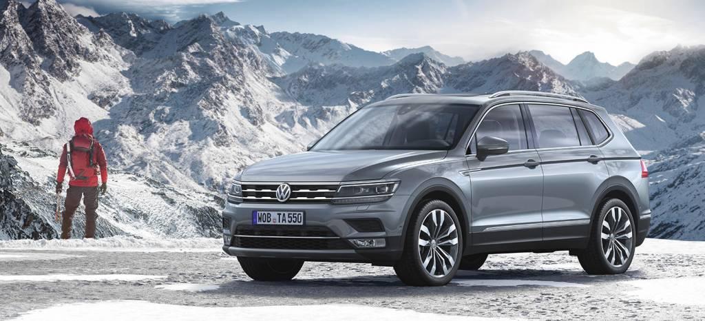 El Volkswagen Tiguan Allspace, con más espacio y 7 plazas, ya tiene precio en España
