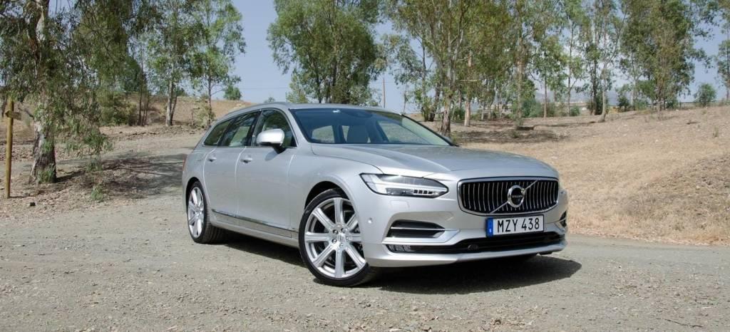 Volvo S90 está en promoción, con el motor diésel de 190 CV y un importante descuento