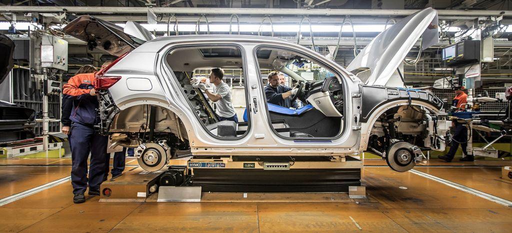 El Volvo XC40 también comienza a fabricarse en China