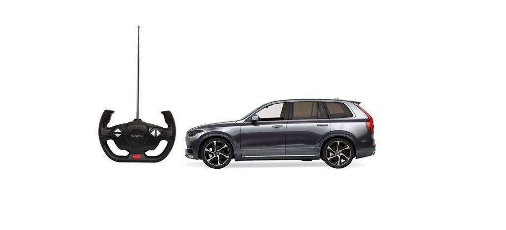 Por poco más de 50 euros: así es el pequeño Volvo XC90 de radio control que puedes comprar