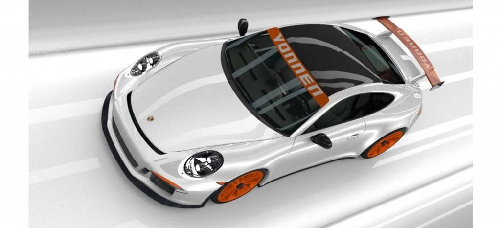 Vonnen Performance convertirá cualquier Porsche 911, Cayman o Boxster en un interesante coche híbrido