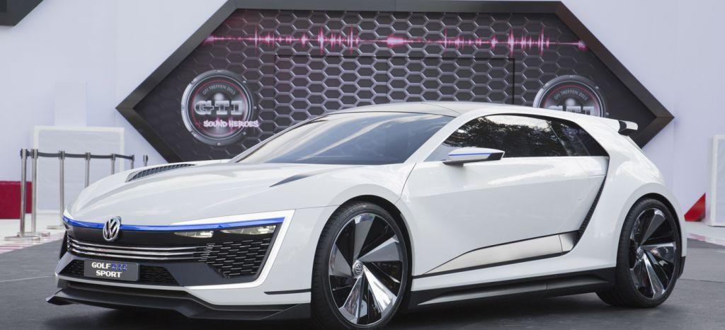 Volkswagen Golf GTE Sport, impresiones en directo desde el festival de Wörthersee