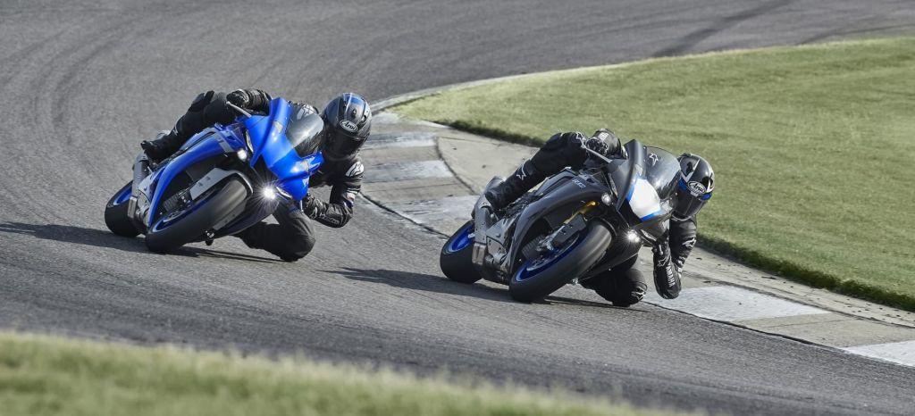 La nueva Yamaha R1 2020 de 200 CV es ahora una moto más eficiente y rápida