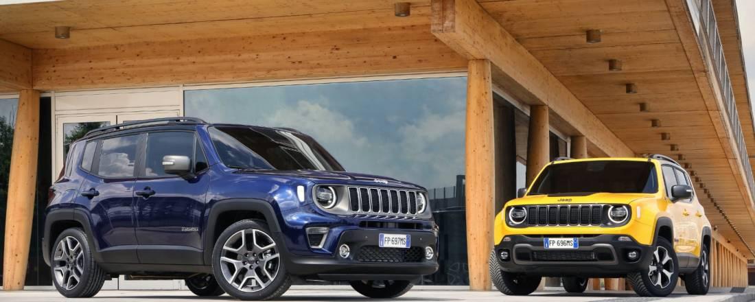 Jeep Renegade Precios Prueba Ficha Tecnica Fotos Y Noticias