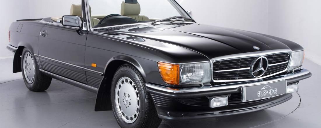 Mercedes sl sl 63 amg y sl 65 amg precios prueba ficha for Mercedes benz 440
