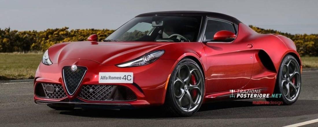 Alfa Romeo 4c Precios Noticias Prueba Ficha Tecnica Y Fotos