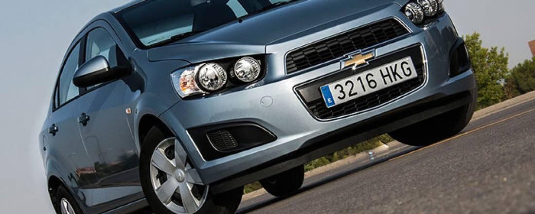 Chevrolet Aveo Precios Noticias Prueba Ficha Tcnica Y Fotos