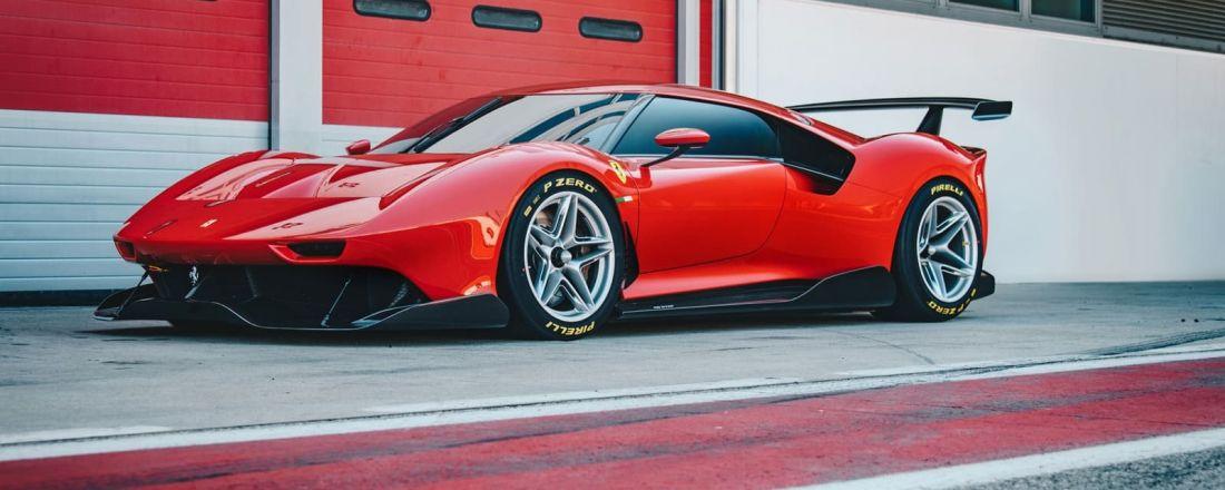 96ac3c141c9 Ferrari P80 C  el coche más radical y exclusivo creado por Special Projects