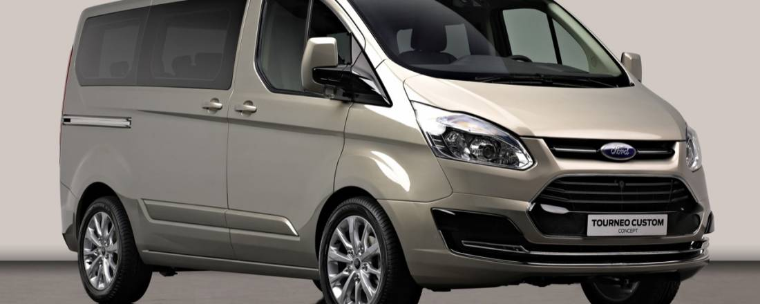 Noticias De Ford Tourneo Diariomotor