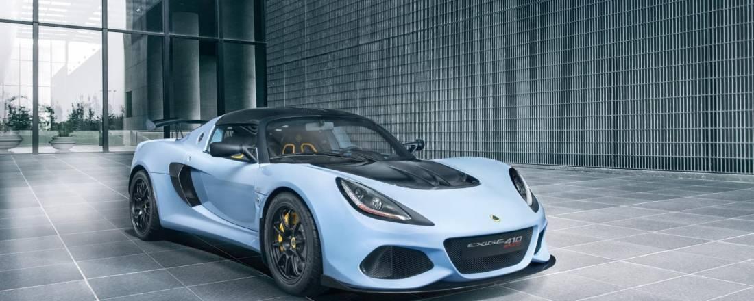 7811cea140af De casa al circuito  el Lotus Exige Sport 410 es la receta perfecta para  combinar la carretera y las pistas