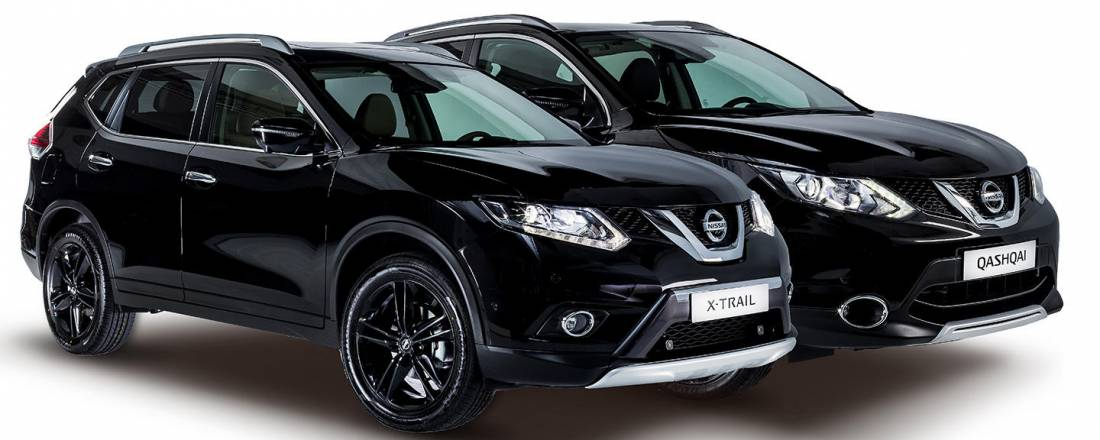 noticias de nissan x trail diariomotor. Black Bedroom Furniture Sets. Home Design Ideas