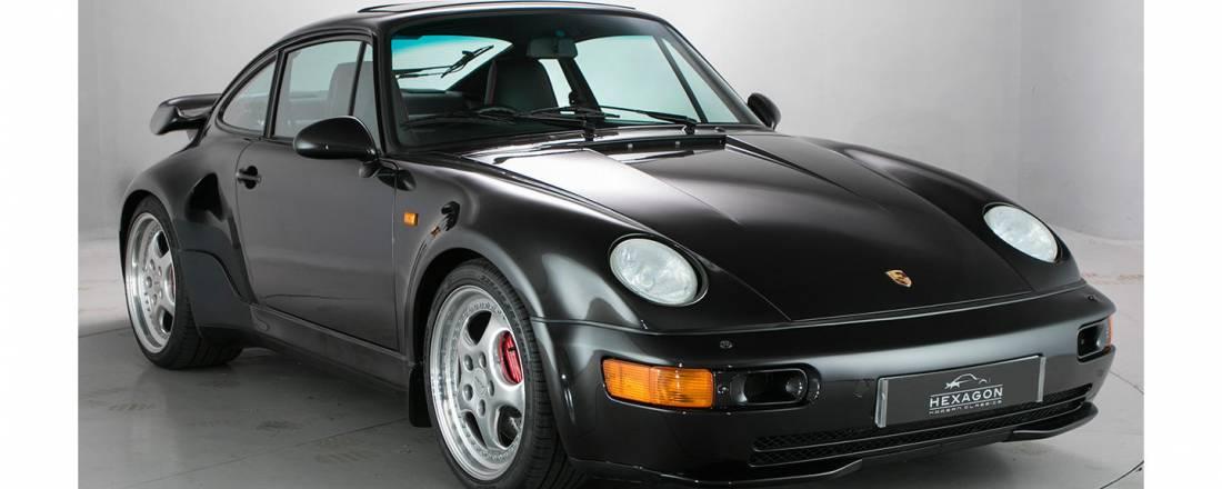 este porsche 911 993 turbo x50 est a la venta pero