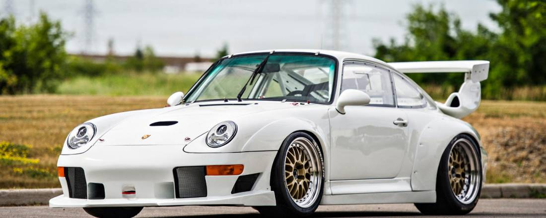 TechArt GTstreet R: el Porsche 911 Turbo S vestido de GT3 RS ...