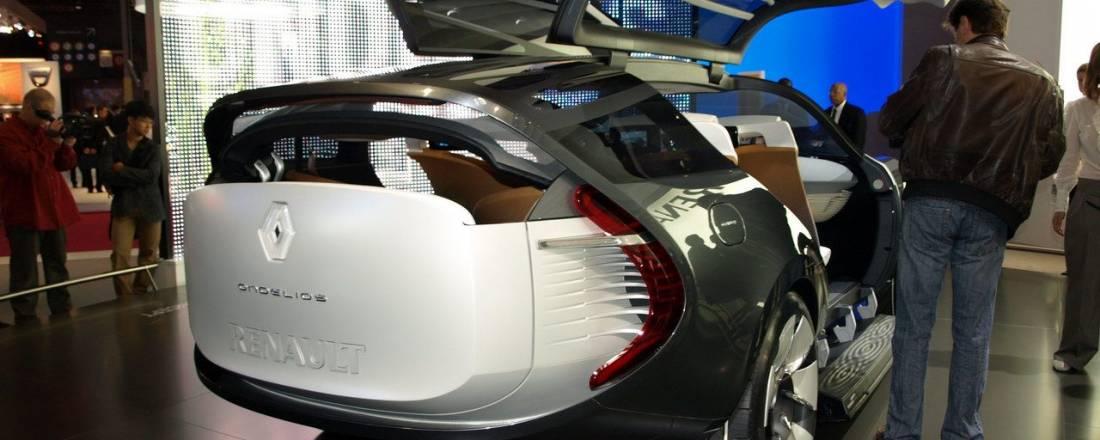 Noticias De Renault Ondelios Concept Diariomotor