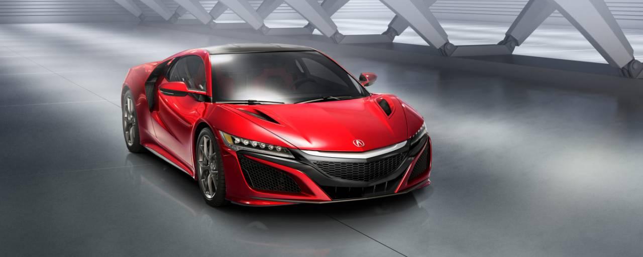 Honda Nsx Precios Noticias Prueba Ficha Tecnica Y Fotos