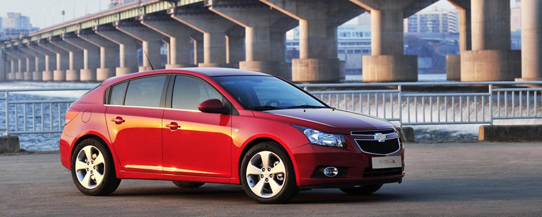 Chevrolet Cruze 5 puertas