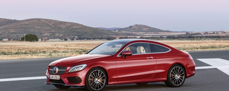 Mercedes clase c coup y c 63 amg coup precios prueba for Mercedes benz 2016 precio
