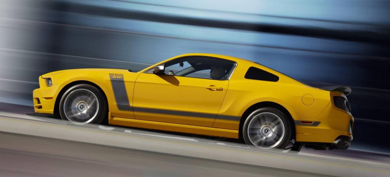 899fbad8ada Vuelve el Ford Mustang Boss 302 con un claro guiño a su antepasado ...