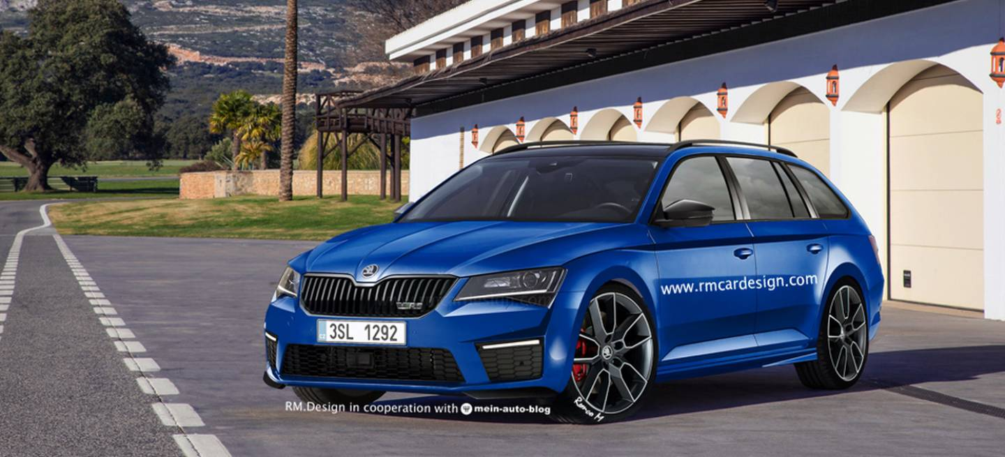 skoda superb combi rs imaginando un audi rs6 para todos los p blicos diariomotor. Black Bedroom Furniture Sets. Home Design Ideas