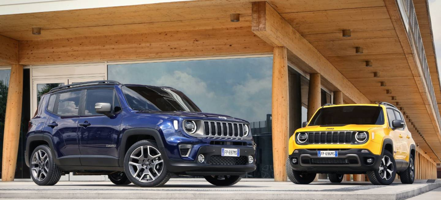 180619 Jeep New Renegade My19 01