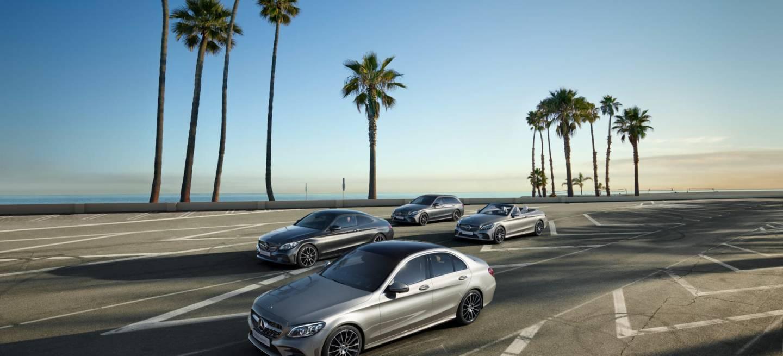 Insgesamt über 50 Modelle Verfügbar: Die Neue C Klasse Familie Wächst Weiter