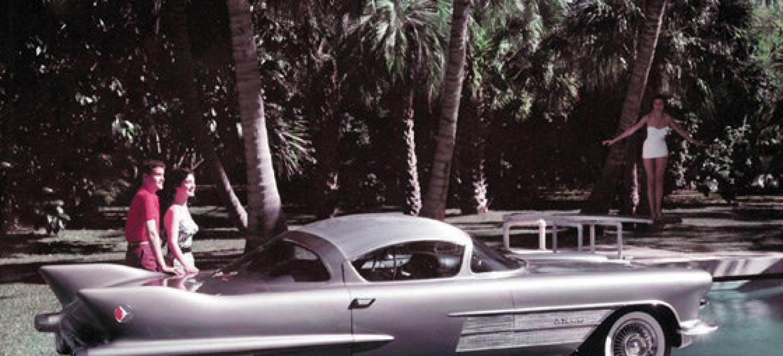 1954 Cadillac El Camino Sports Coup Concept Un Biplaza Que Nunca Lleg Diariomotor