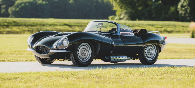 1957 Jaguar Xkss Continuation 0