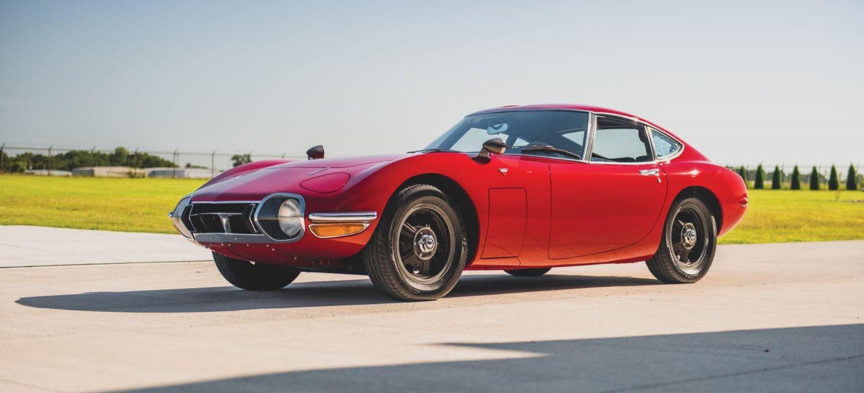 1967 Toyota 2000gt 0