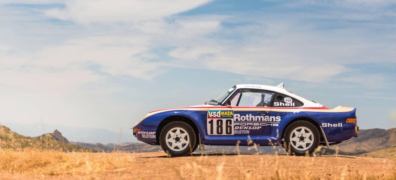1985 Porsche 959 Paris Dakar 33
