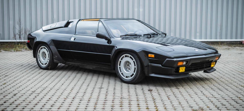 1986 Lamborghini Jalpa 0
