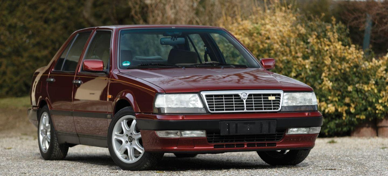 1991 Lancia Thema 8 32 0