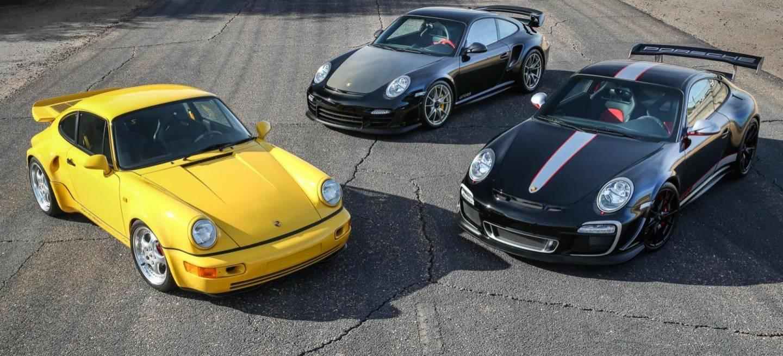 Quieres Hacerte Con Algunos De Los Porsche 911 Más Especiales